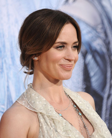 Emily Blunt Pregnant With Her Second Child at Movie Premiere 2016