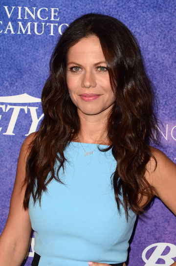 Tammin Sursok Pretty Little Liars Pregnancy Anxiety
