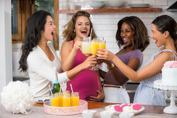 Celebrating While Pregnant