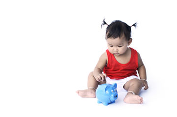 cost of raising a baby