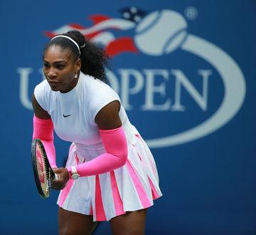 Serena Williams Pregnancy Announcement