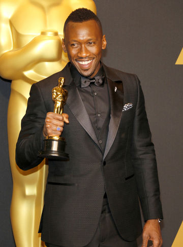 Mahershala Ali at Oscars