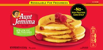 aunt jemima recall pancakes