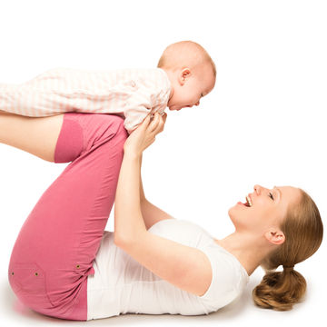 8 new mom workout moves to do with baby fit pregnancy and baby